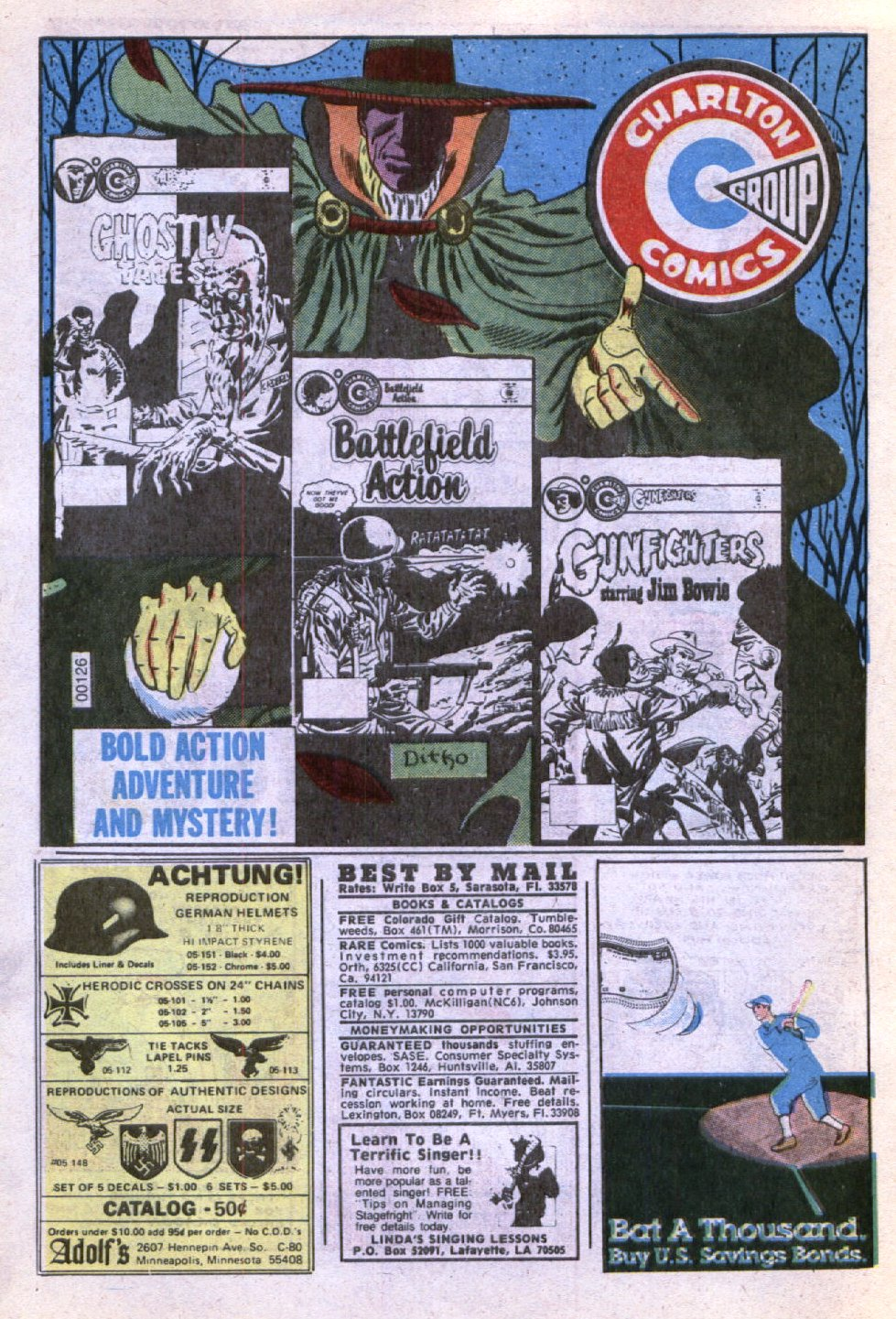 Read online Scary Tales comic -  Issue #40 - 30