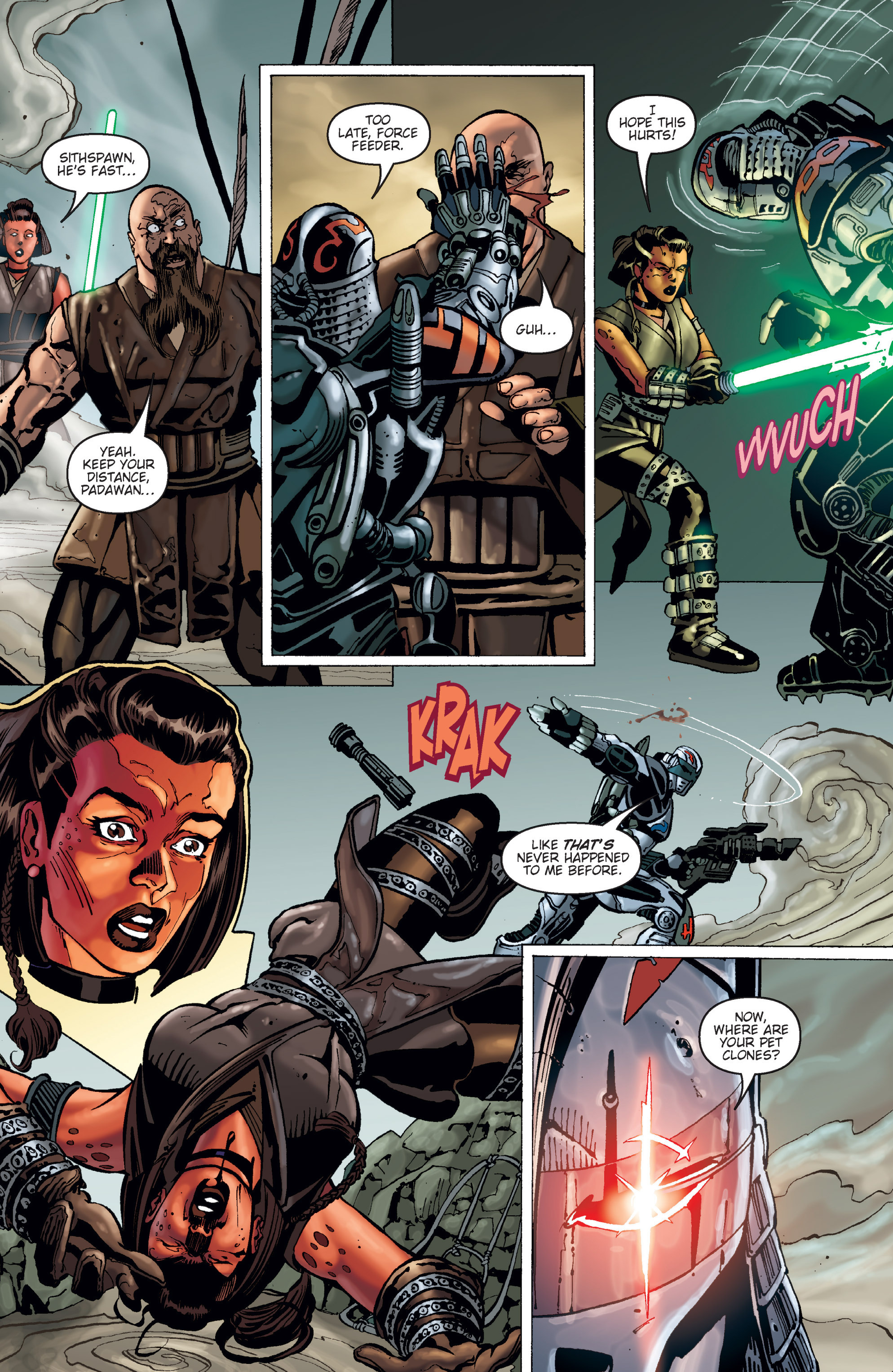 Star Wars Legends Epic Collection: The Clone Wars chap 1 pic 112