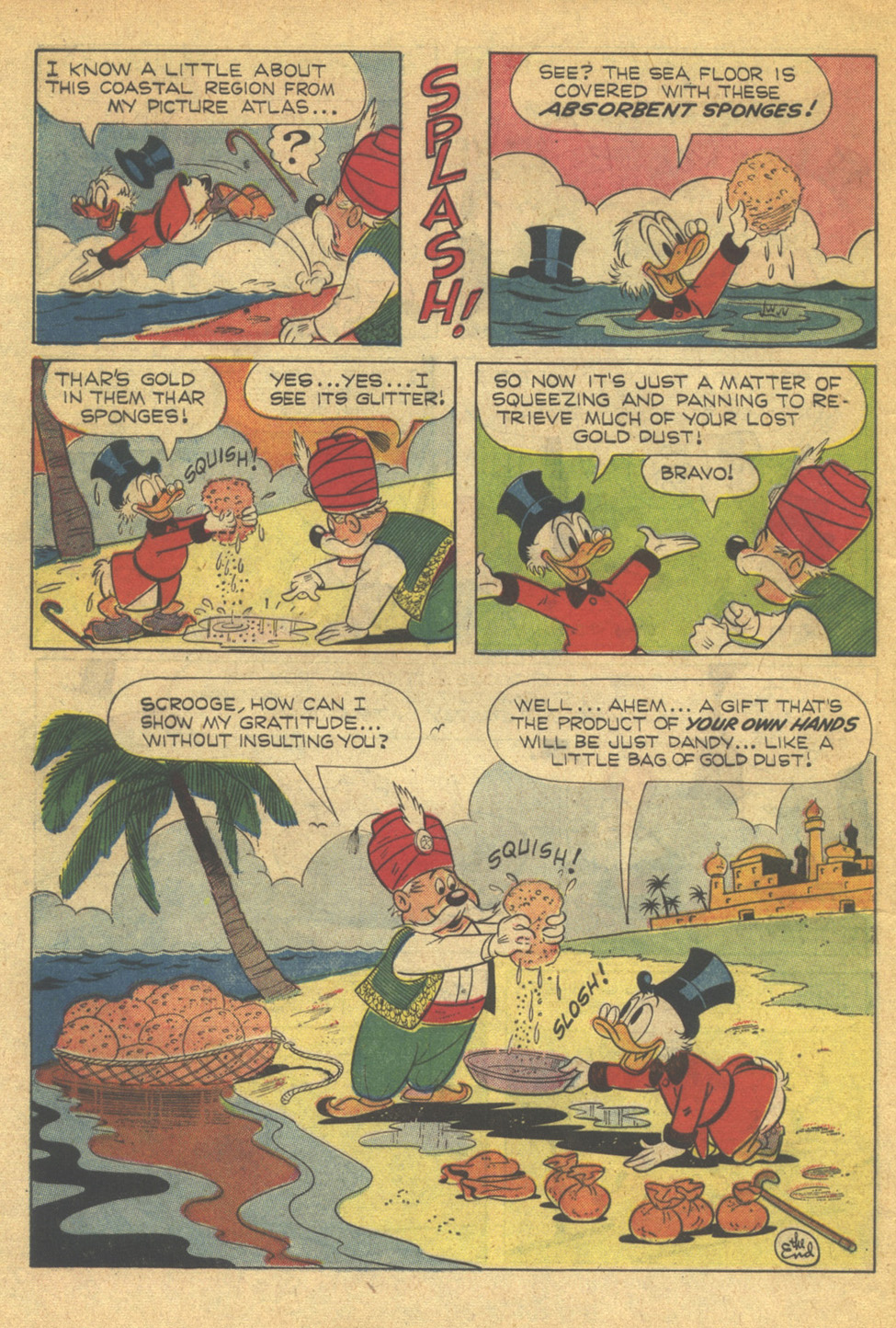 Uncle Scrooge (1953) Issue #79 #79 - English 28