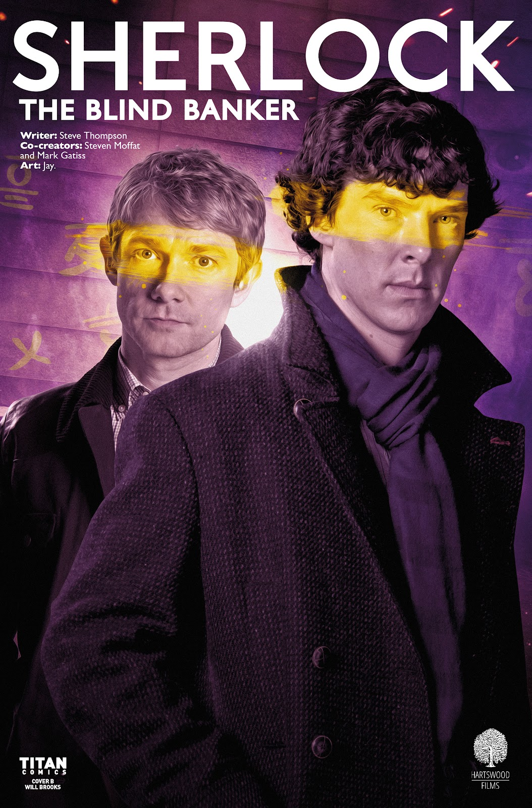 Sherlock: The Blind Banker Issue #6 #6 - English 2