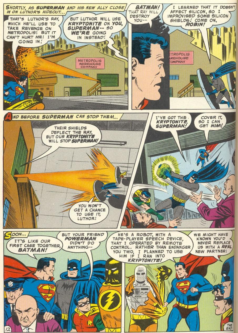 Read online Secret Origins (1961) comic -  Issue # Full - 14