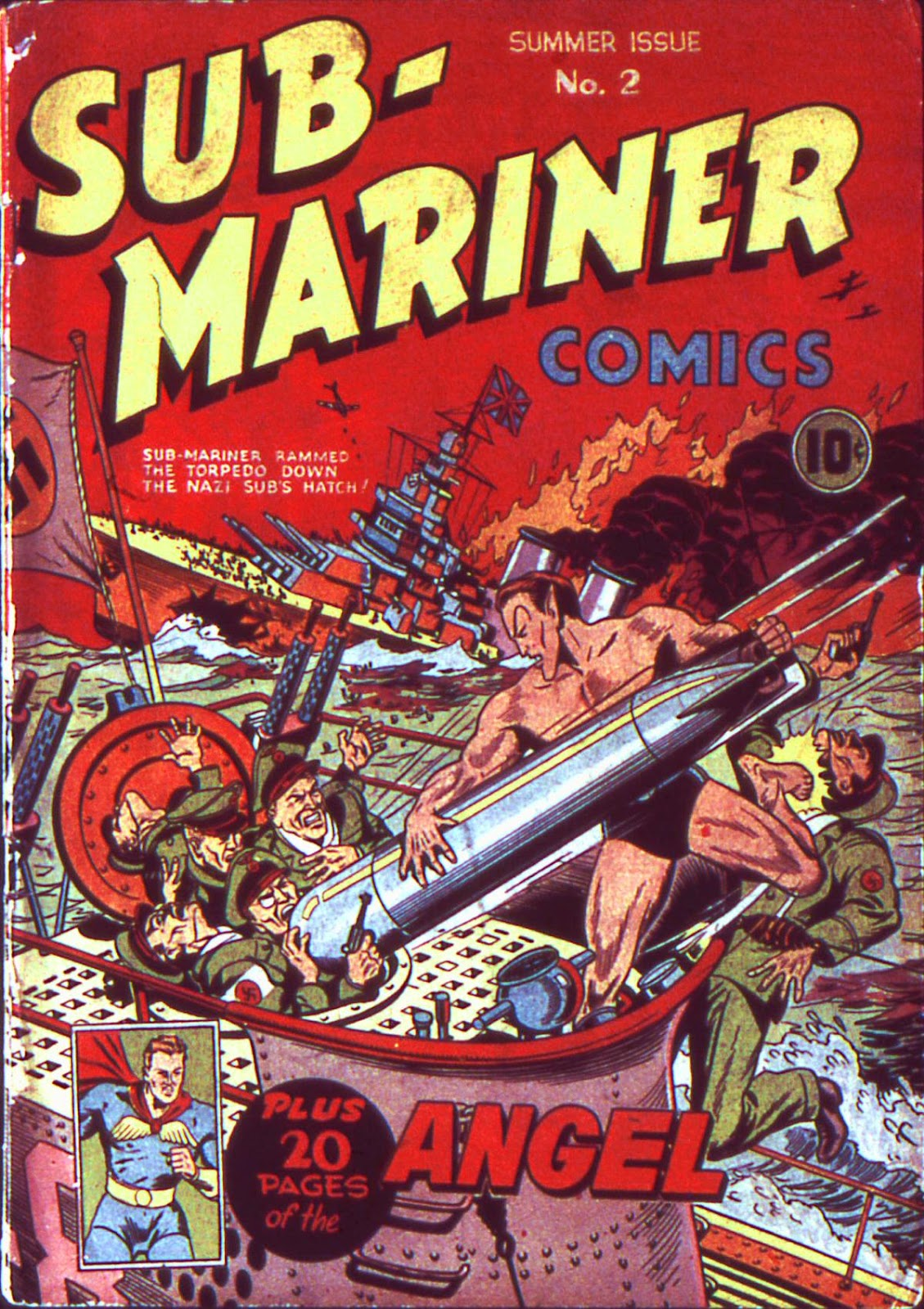 Sub-Mariner Comics Issue #2 #2 - English 1