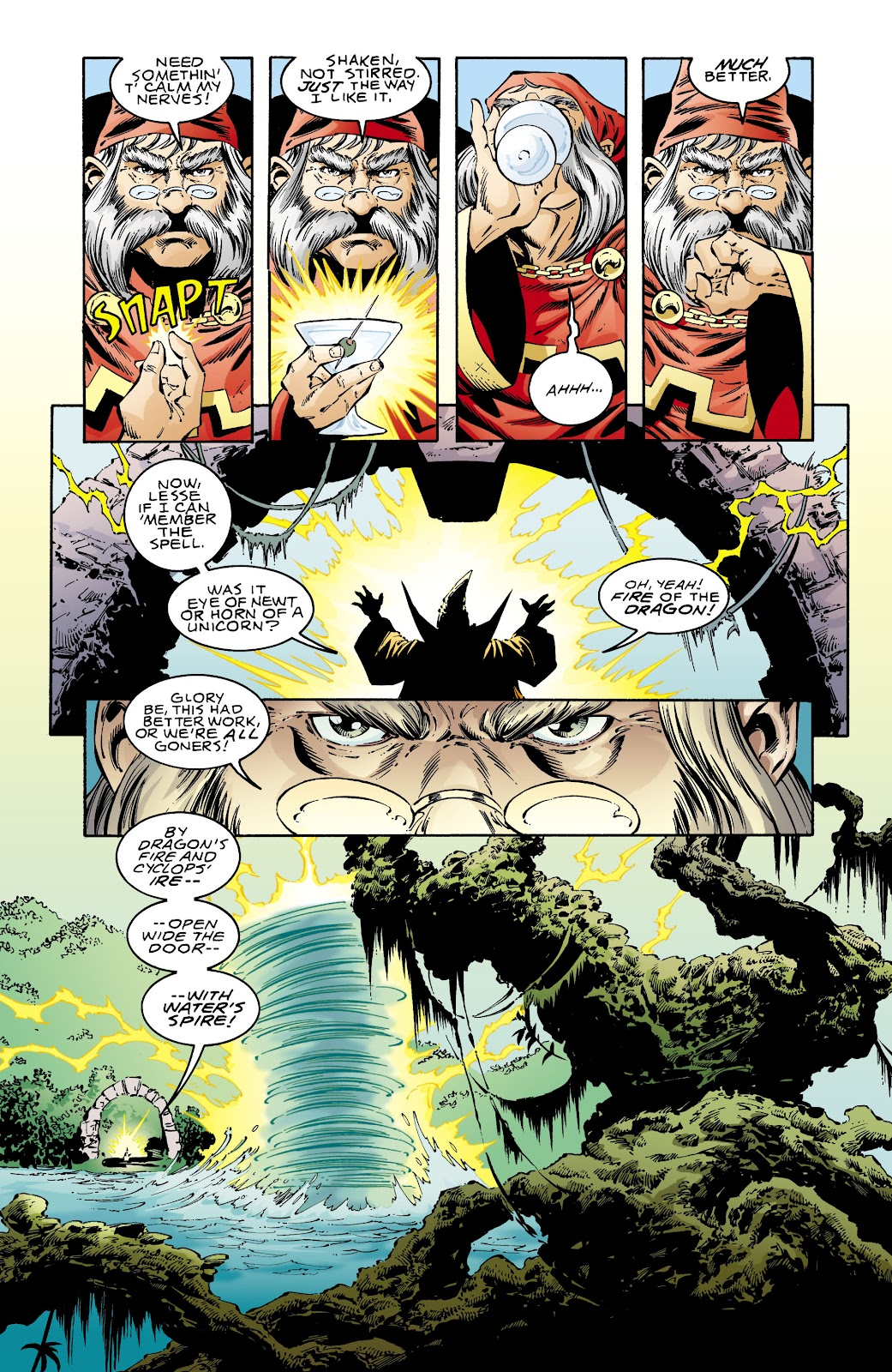 Aquaman (1994) Issue #71 #77 - English 4
