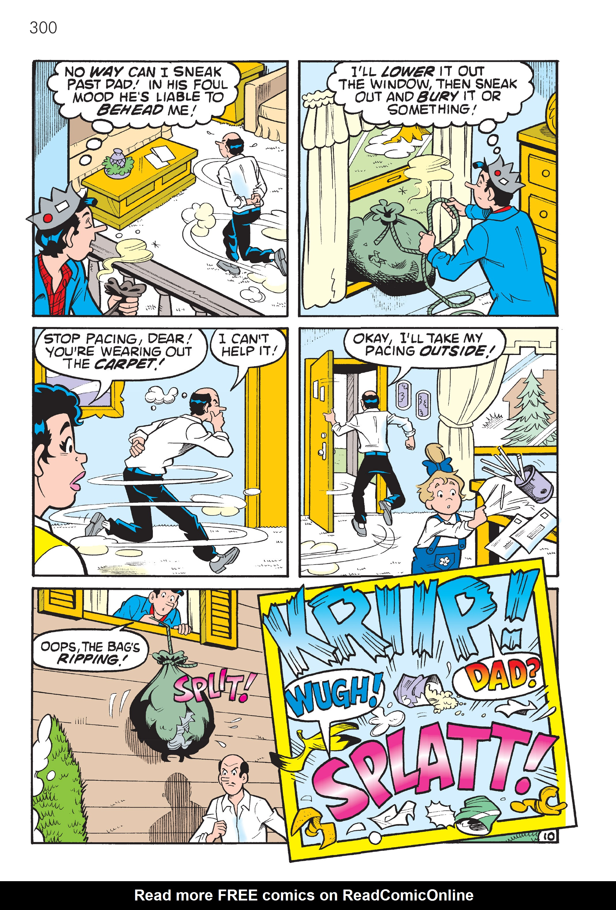 Read online The Best of Archie Comics comic -  Issue # TPB 4 (Part 2) - 90