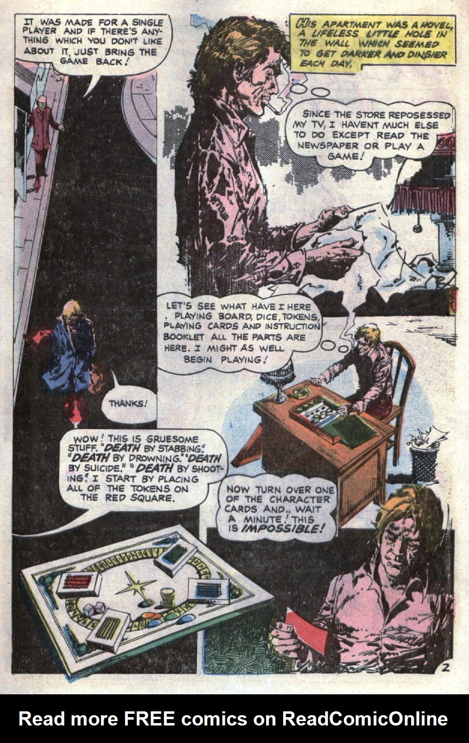 Read online Scary Tales comic -  Issue #14 - 25