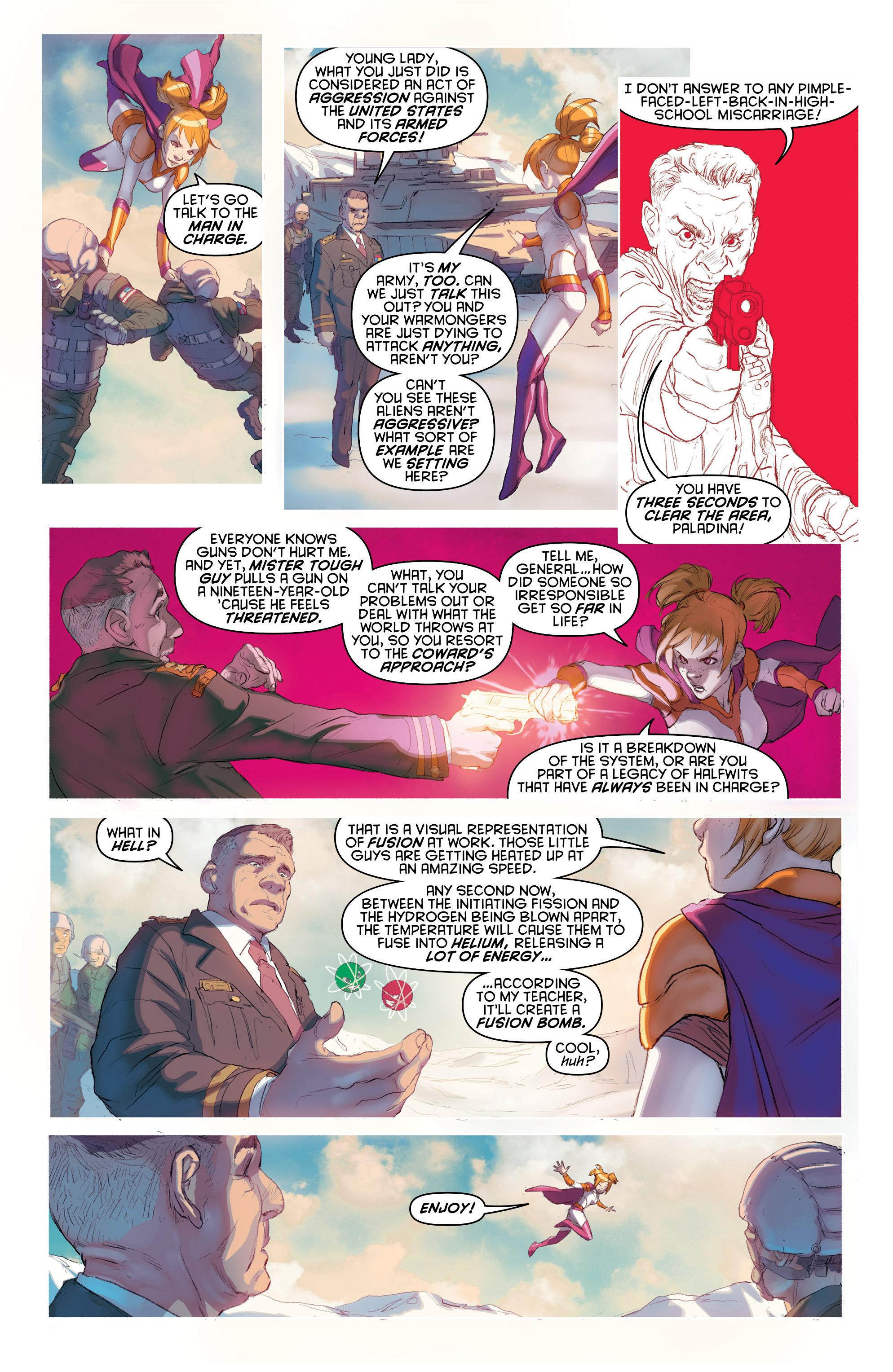 SuperZero #1 #6 - English 12