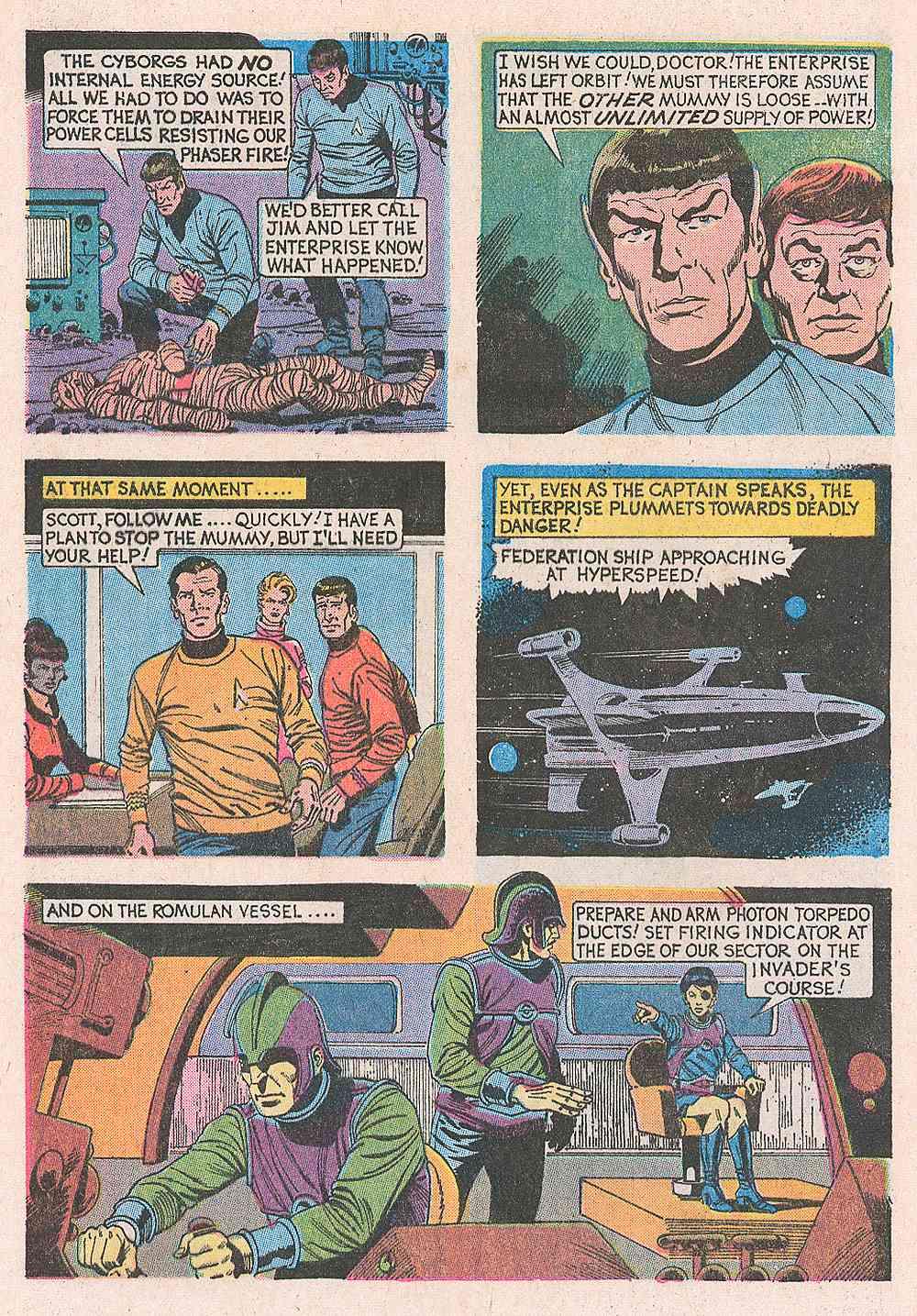 Star Trek (1967) Issue #21 #21 - English 22