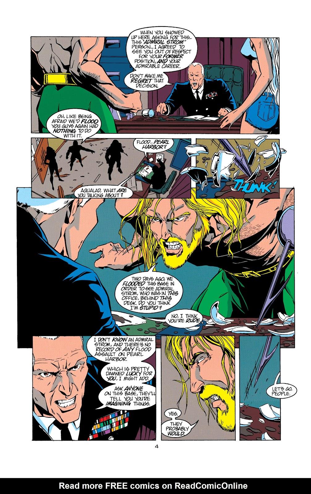 Aquaman (1994) Issue #5 #11 - English 5