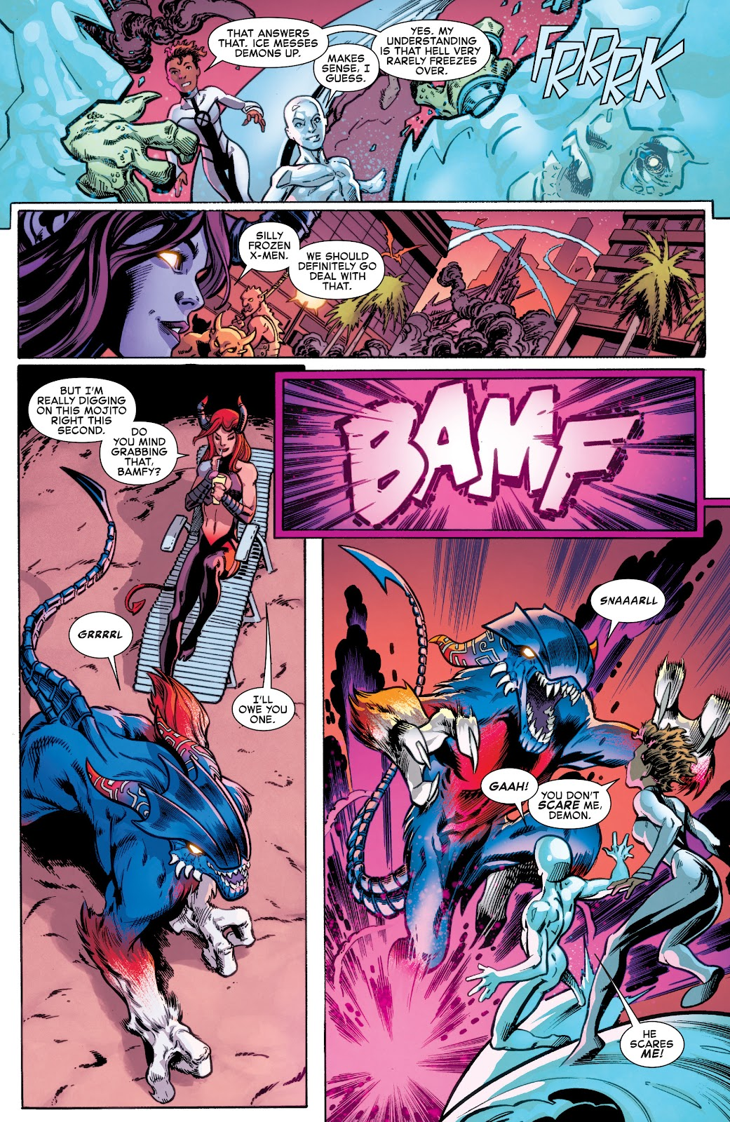 All-New X-Men (2016) Issue #16 #18 - English 9