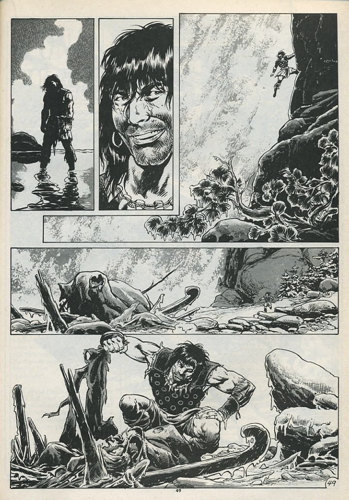 The Savage Sword Of Conan Issue #179 #180 - English 51