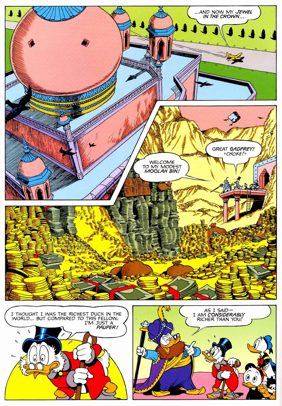 Uncle Scrooge (1953) Issue #329 #329 - English 44