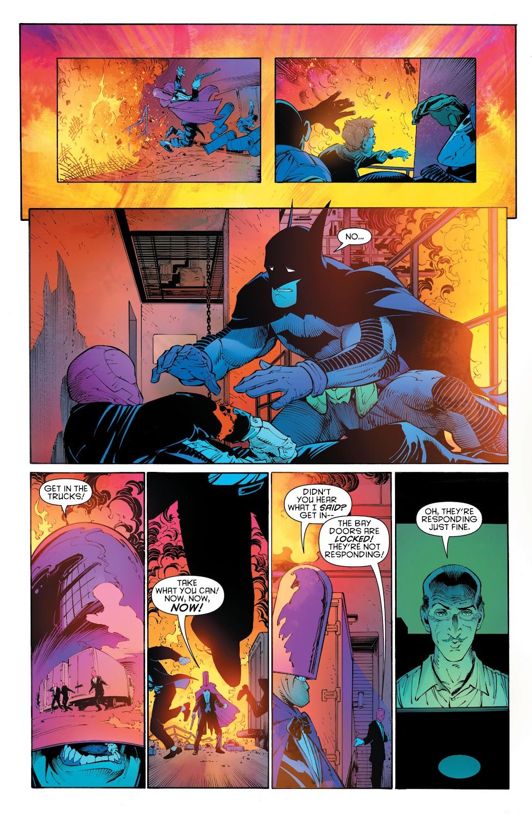 Batman (2011) Issue #24 #43 - English 34