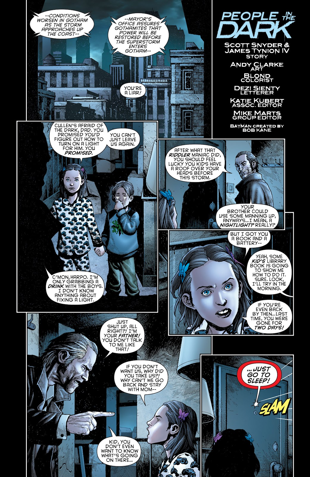 Batman (2011) Issue #25 #44 - English 25