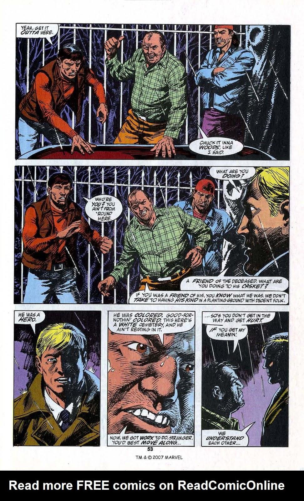 Captain America (1968) _Annual 13 #13 - English 55