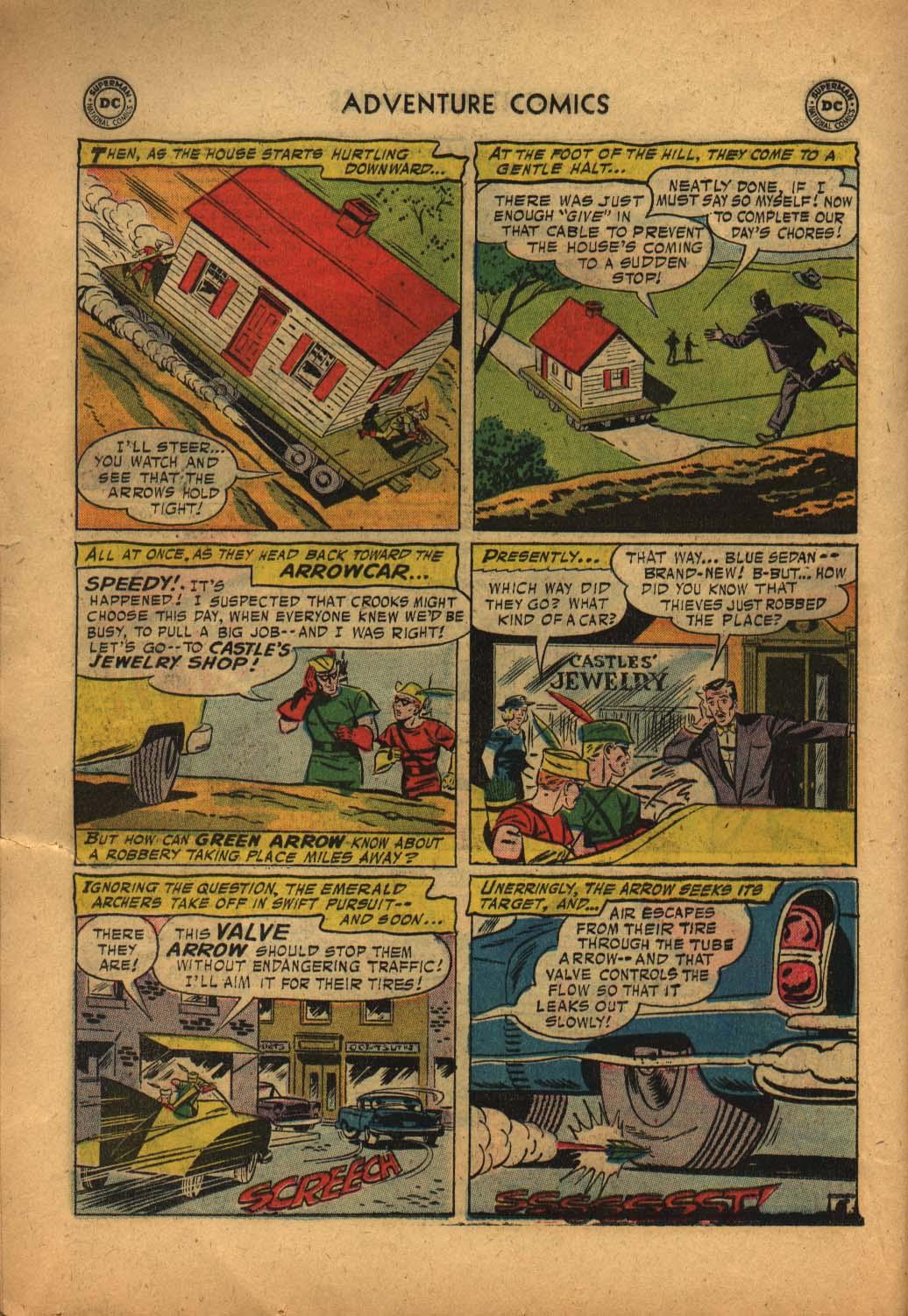 Read online Adventure Comics (1938) comic -  Issue #240 - 22