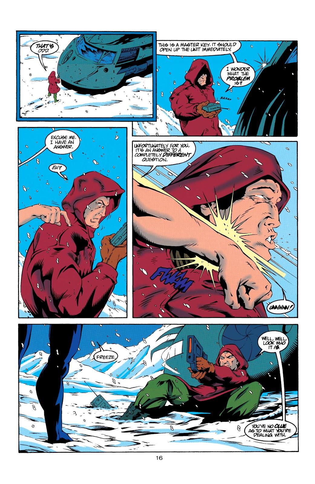 Aquaman (1994) Issue #19 #25 - English 16