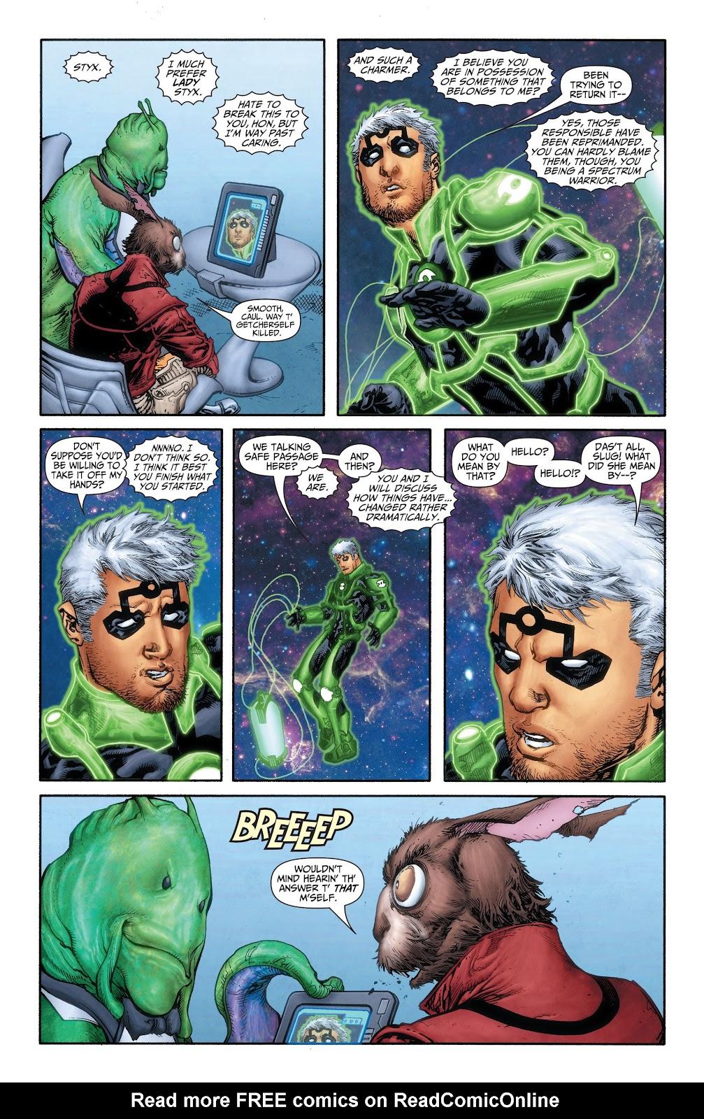 Threshold (2013) Issue #7 #7 - English 12