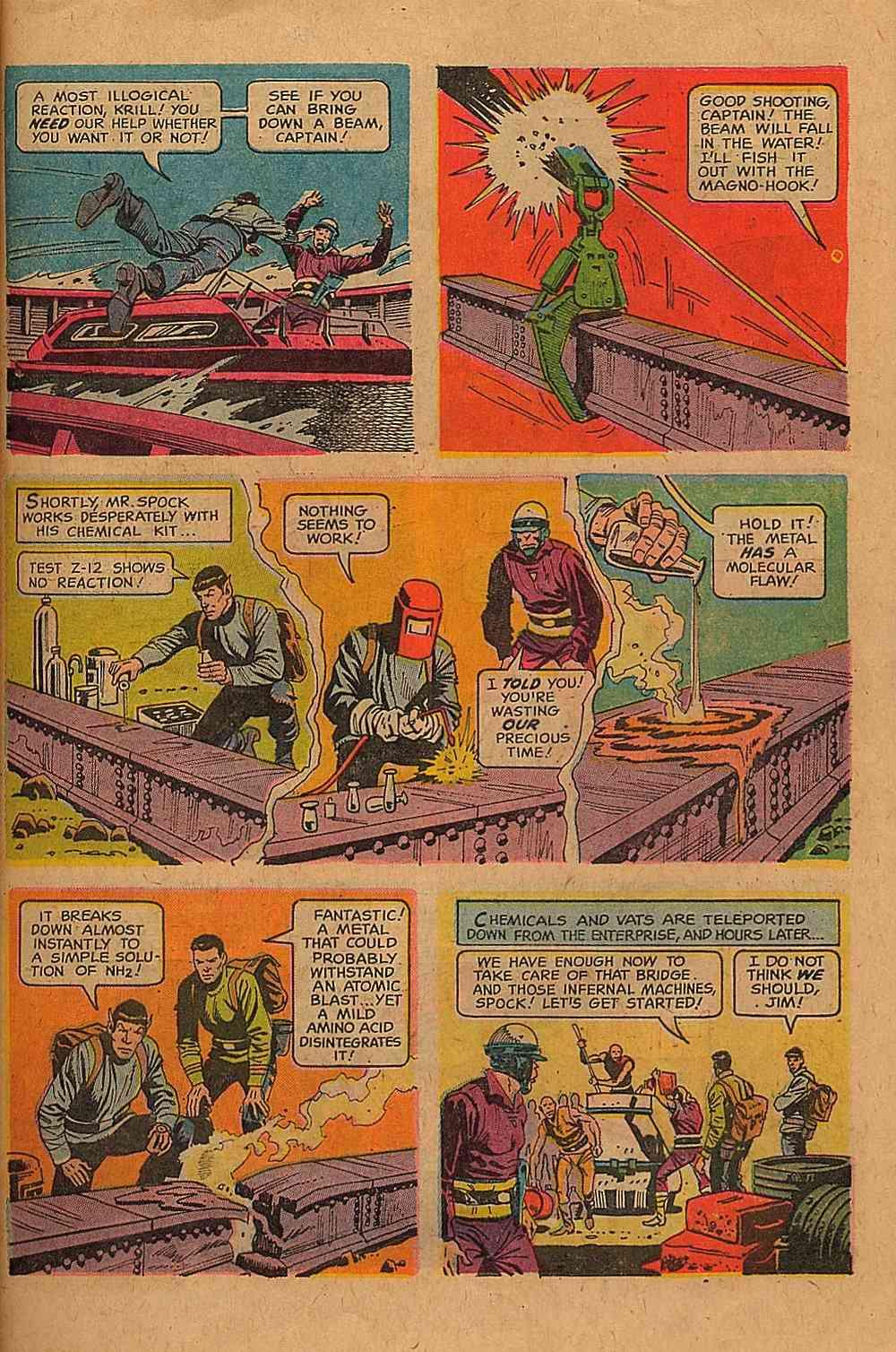 Star Trek (1967) Issue #3 #3 - English 22