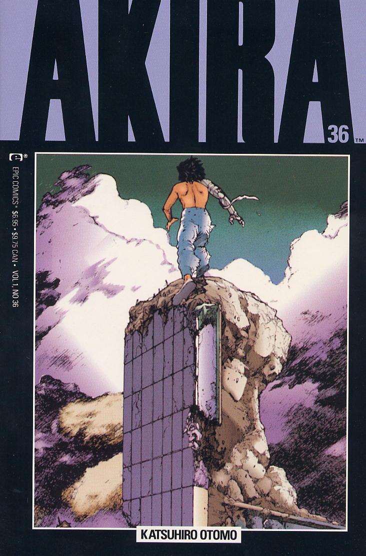 Akira 36 Page 1