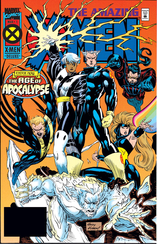 Amazing X-Men (1995) 1 Page 1
