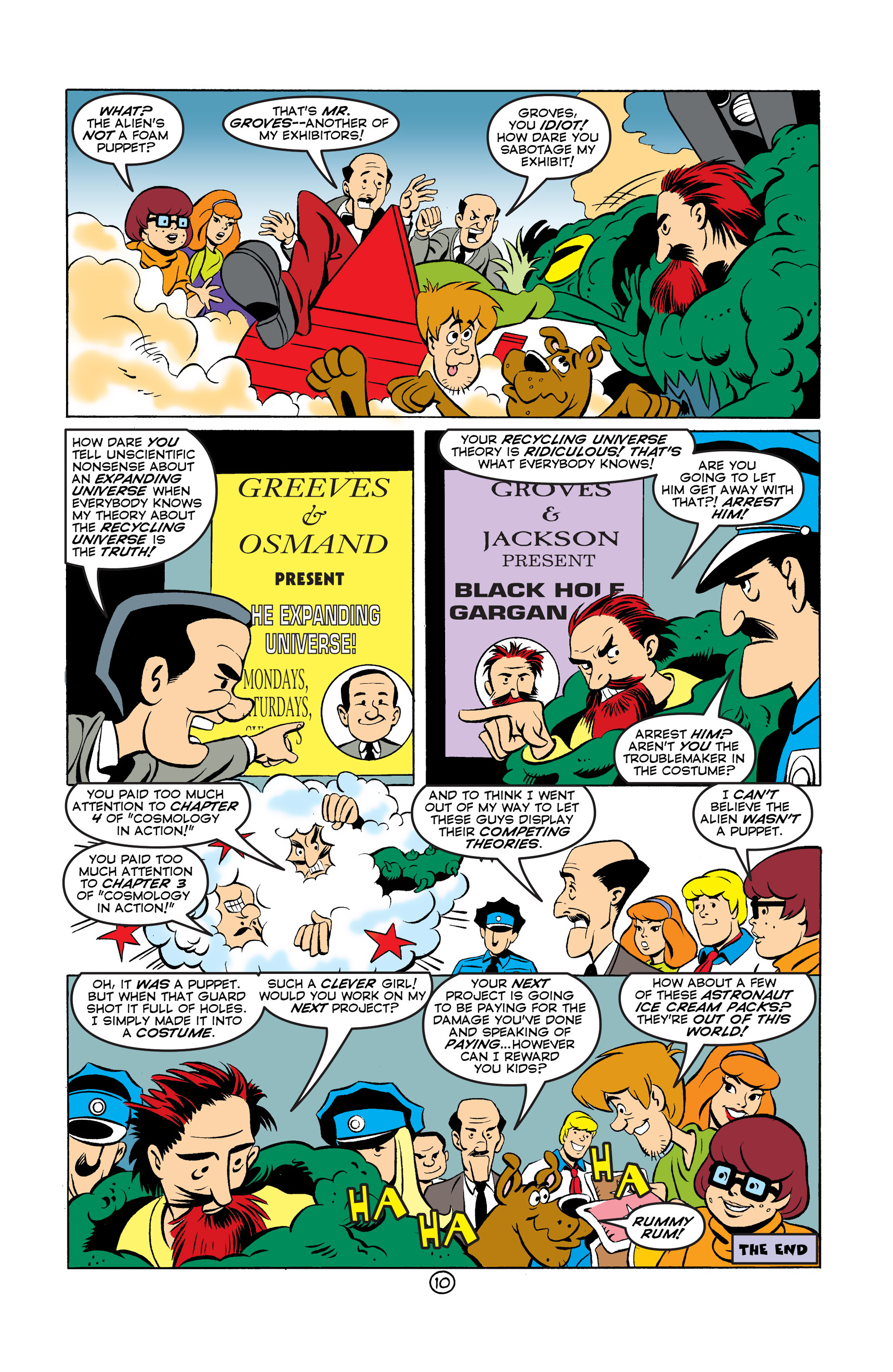 Read online Scooby-Doo (1997) comic -  Issue #44 - 11