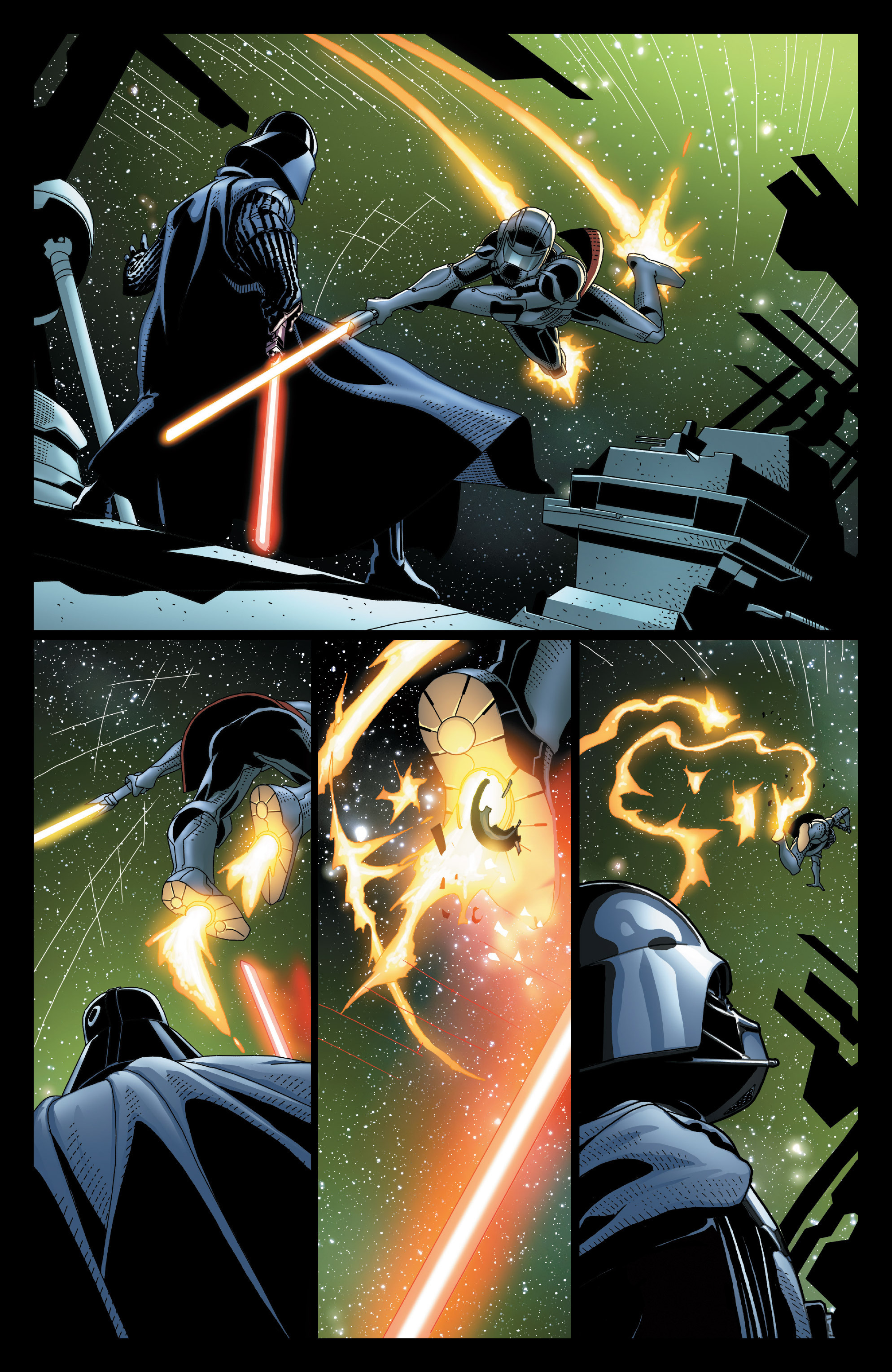 Read online Darth Vader comic -  Issue #23 - 14
