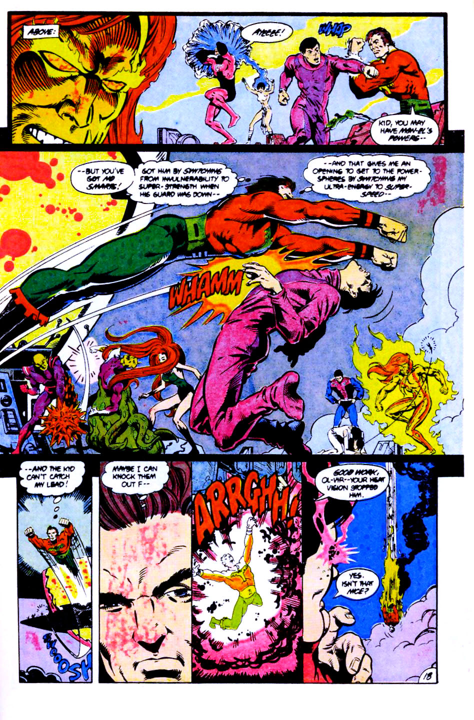 Tales of the Legion Issue #329 #16 - English 19