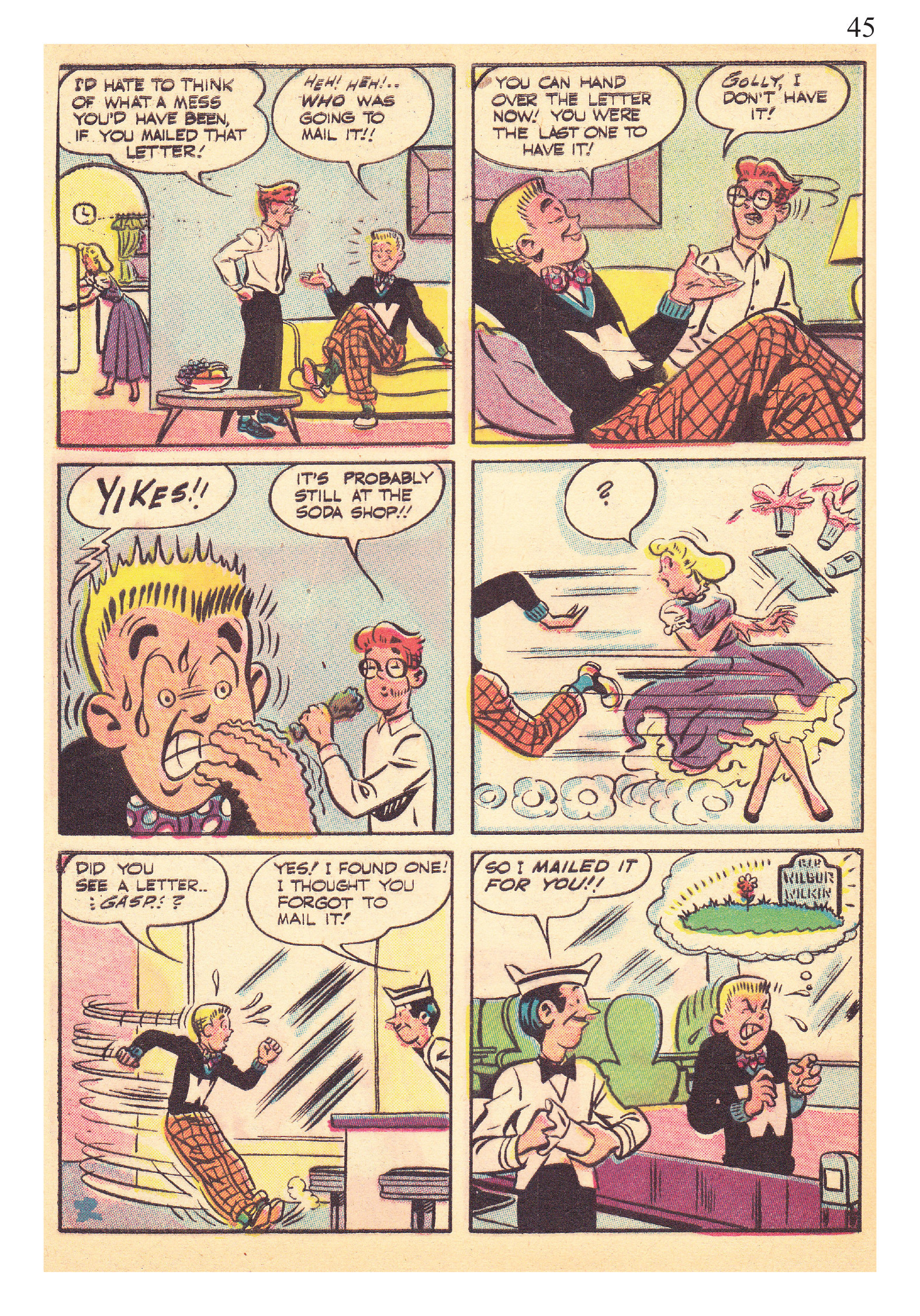 Read online The Best of Archie Comics comic -  Issue # TPB 2 (Part 1) - 47