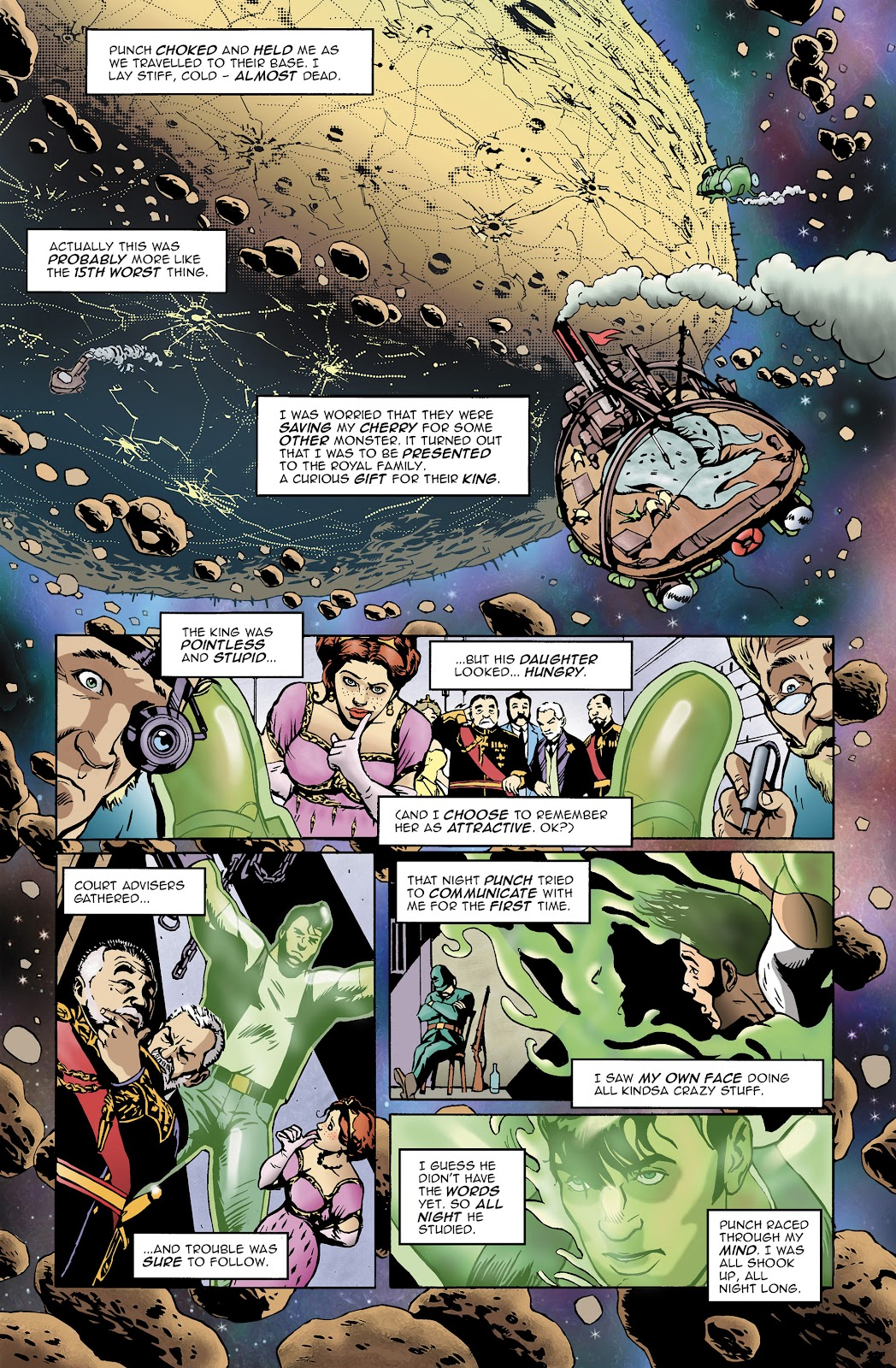 100% Biodegradable Issue #14 #14 - English 11