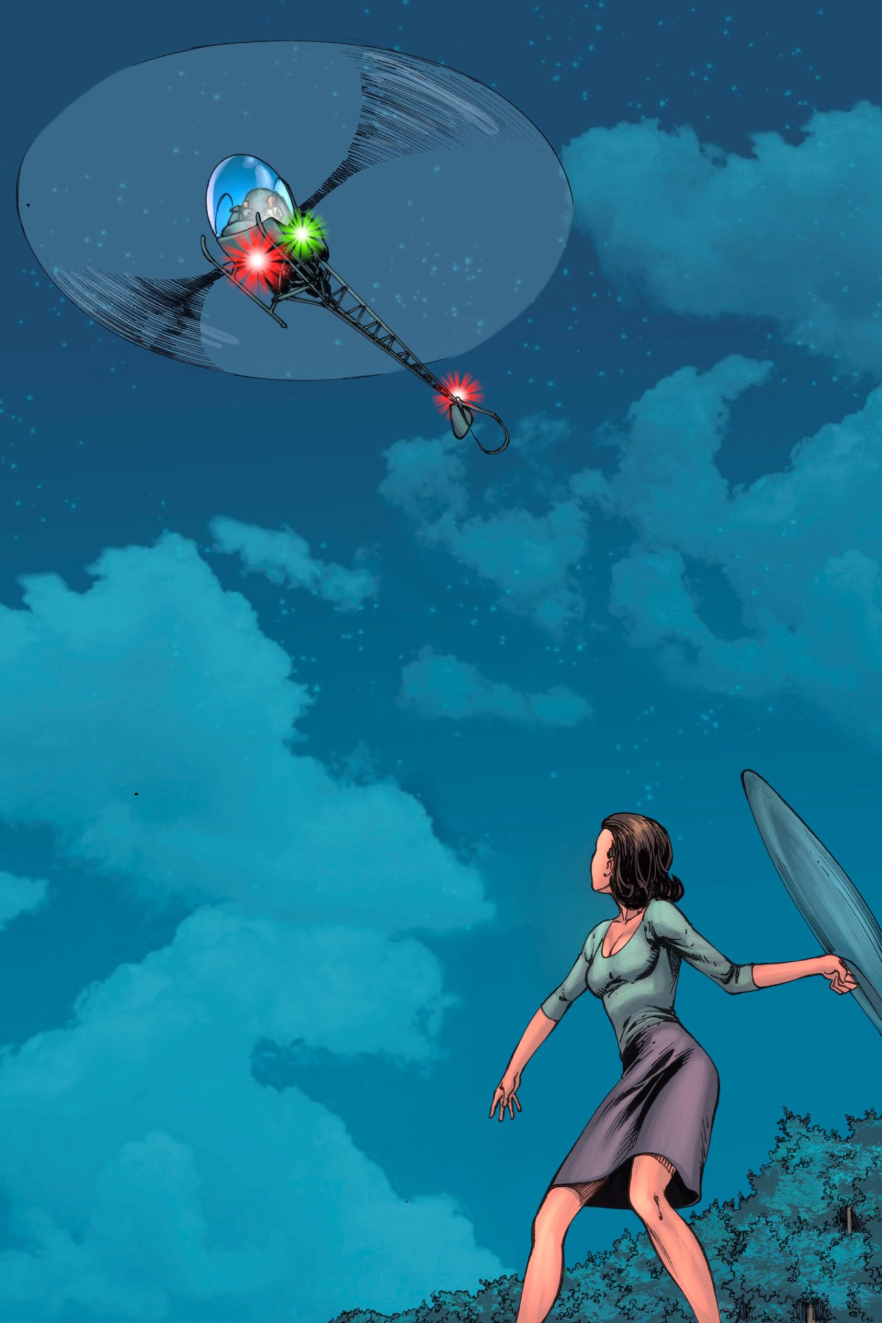 Read online Z-Men comic -  Issue #3 - 42