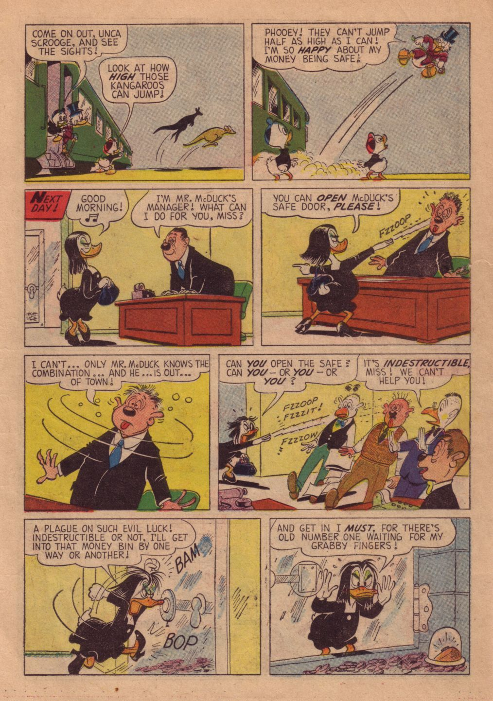 Uncle Scrooge (1953) Issue #38 #38 - English 11