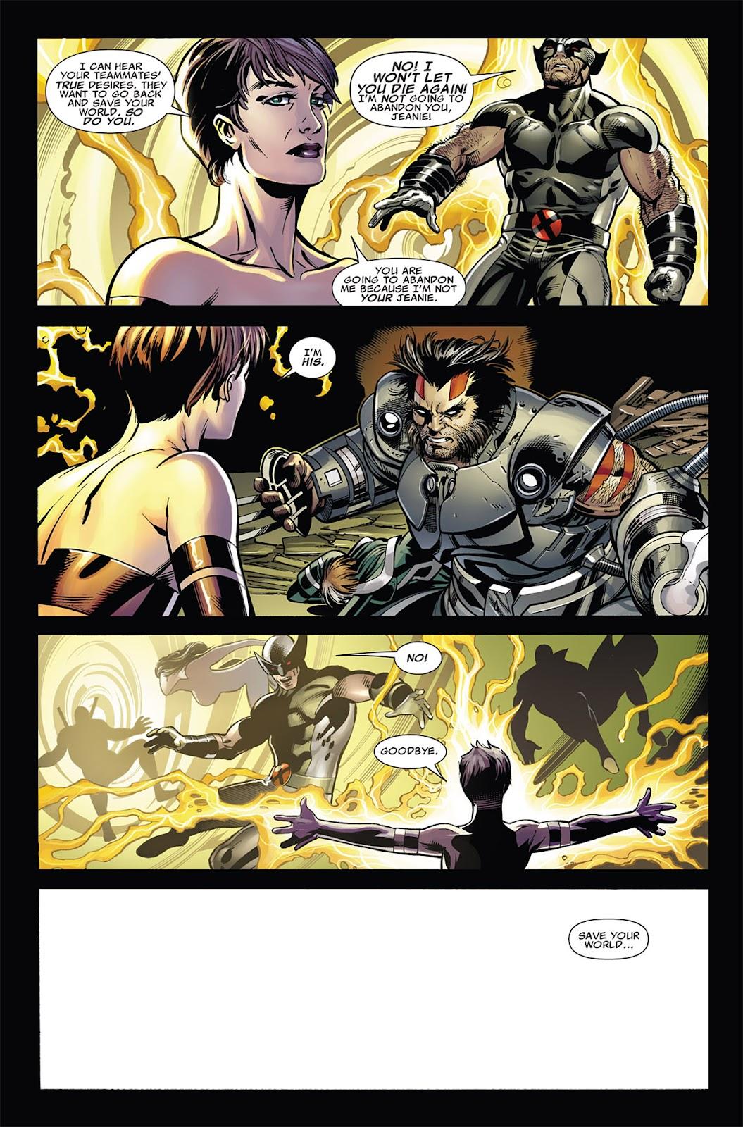 Uncanny X-Force (2010) Issue #13 #14 - English 22