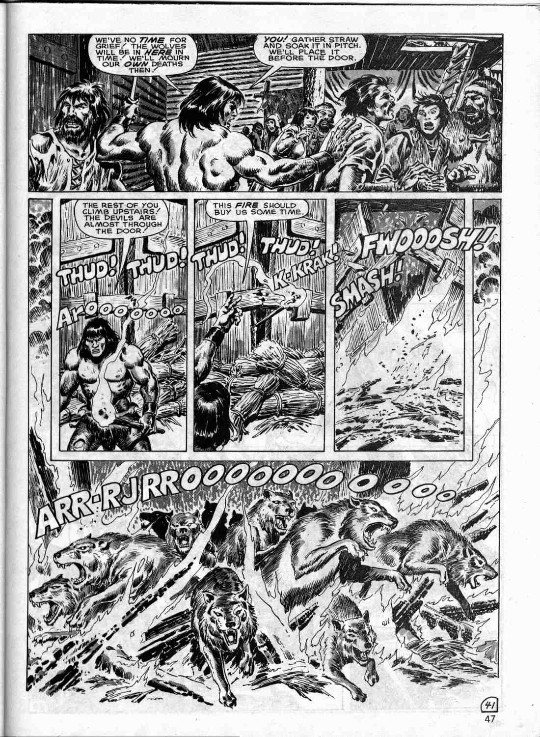 The Savage Sword Of Conan Issue #133 #134 - English 46