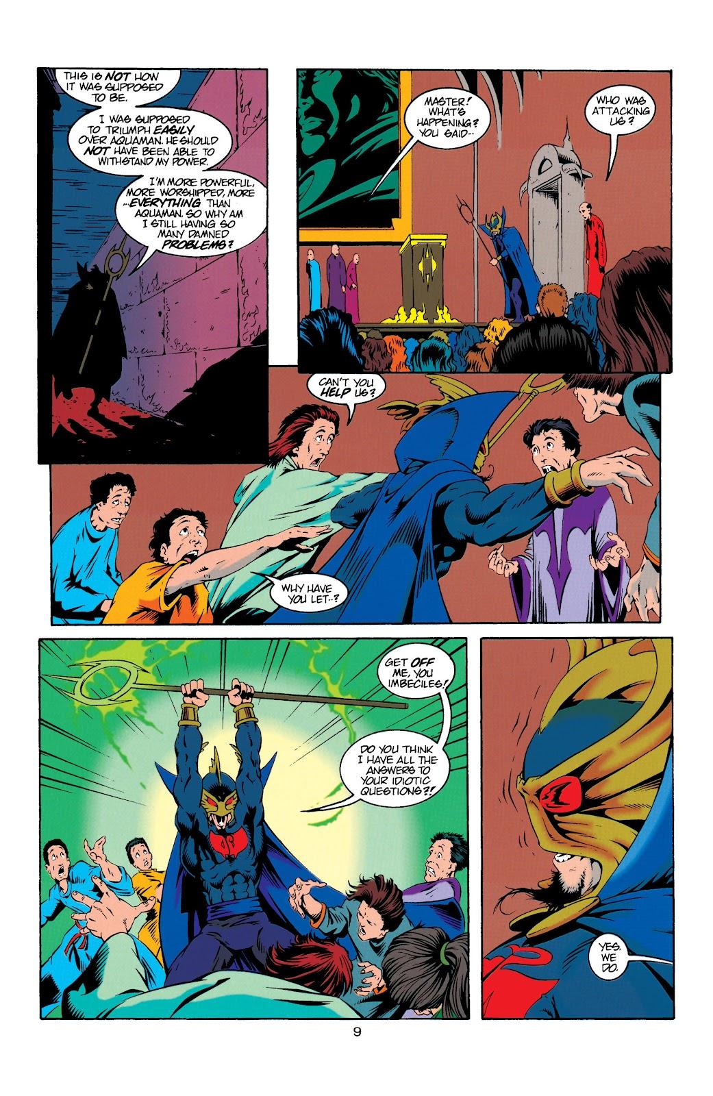 Aquaman (1994) Issue #20 #26 - English 9