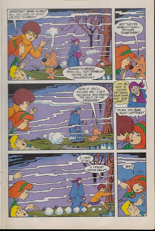Read online Scooby-Doo (1995) comic -  Issue #9 - 7