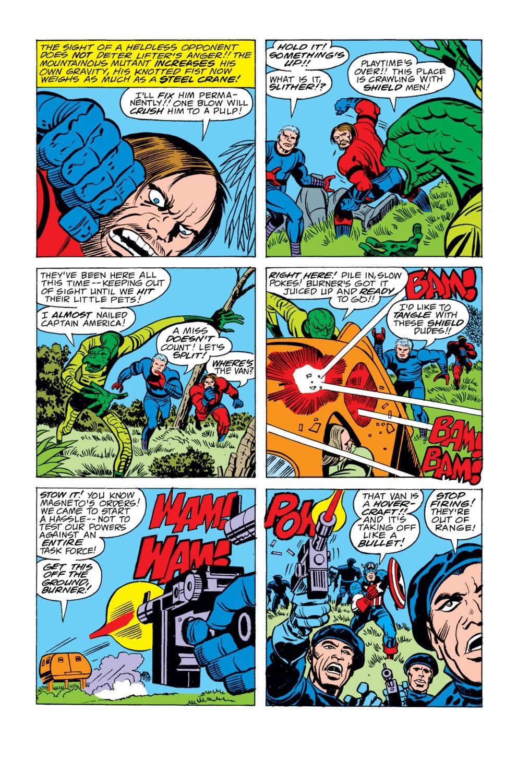 Captain America (1968) _Annual 4 #4 - English 19