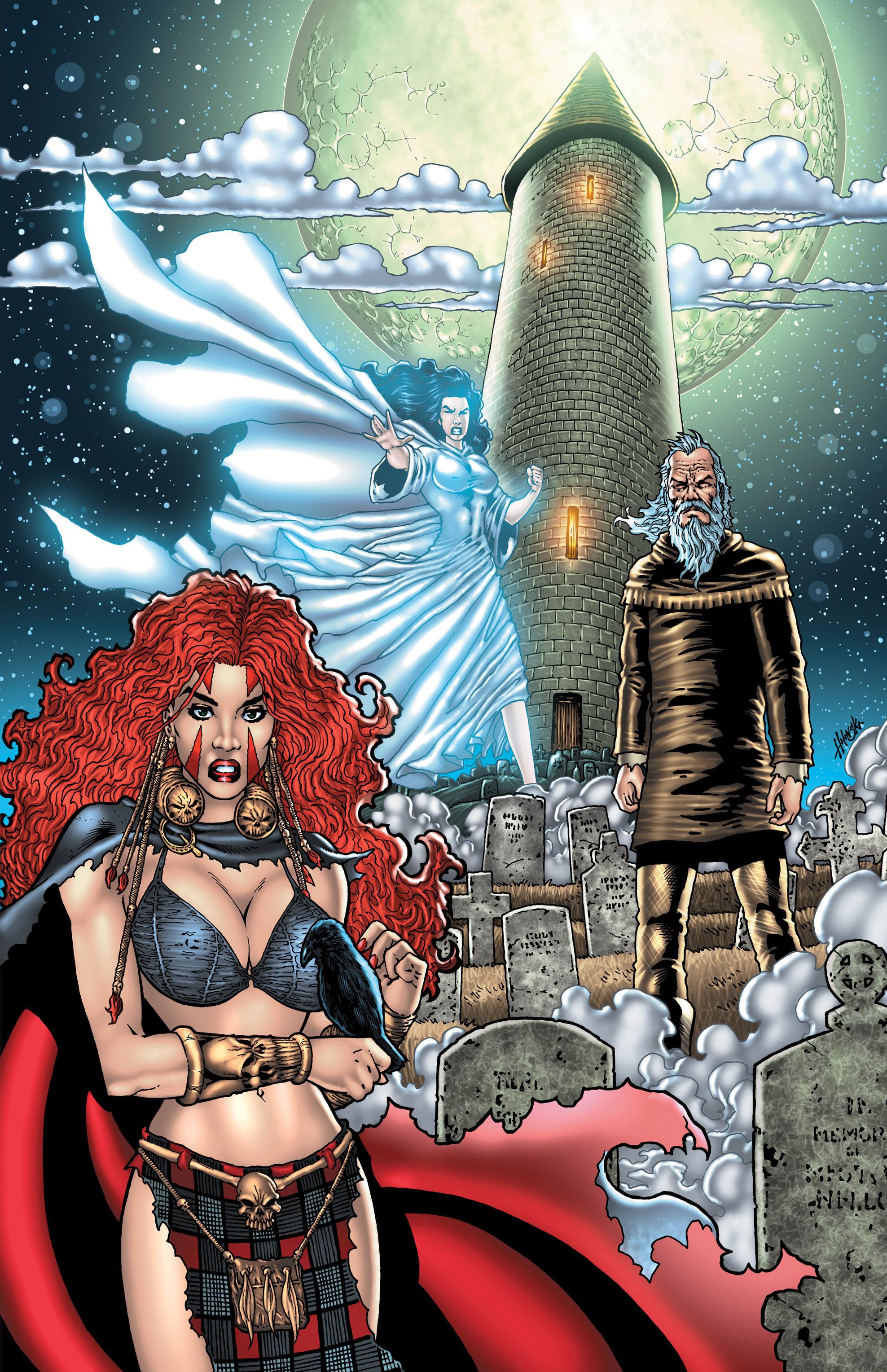 Read online Belladonna comic -  Issue #0 - 48