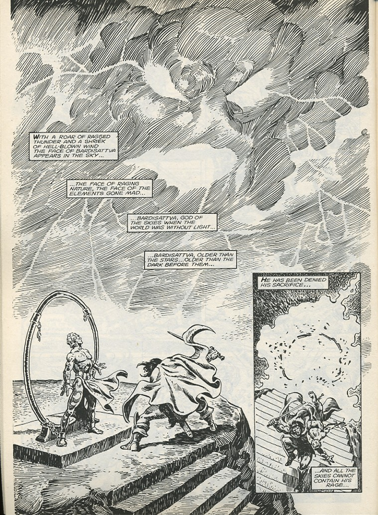 The Savage Sword Of Conan Issue #178 #179 - English 40