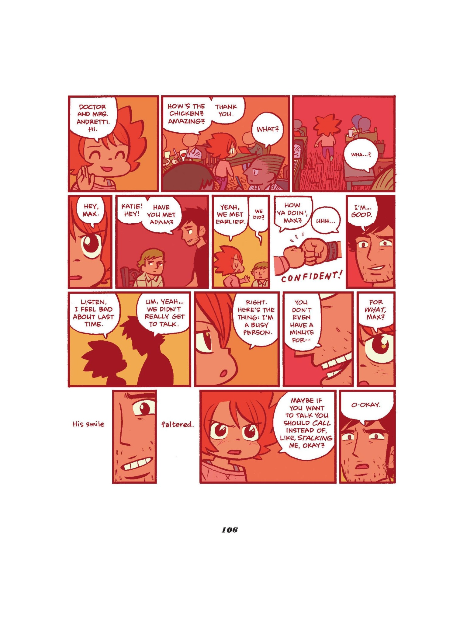 Read online Seconds comic -  Issue # Full - 108