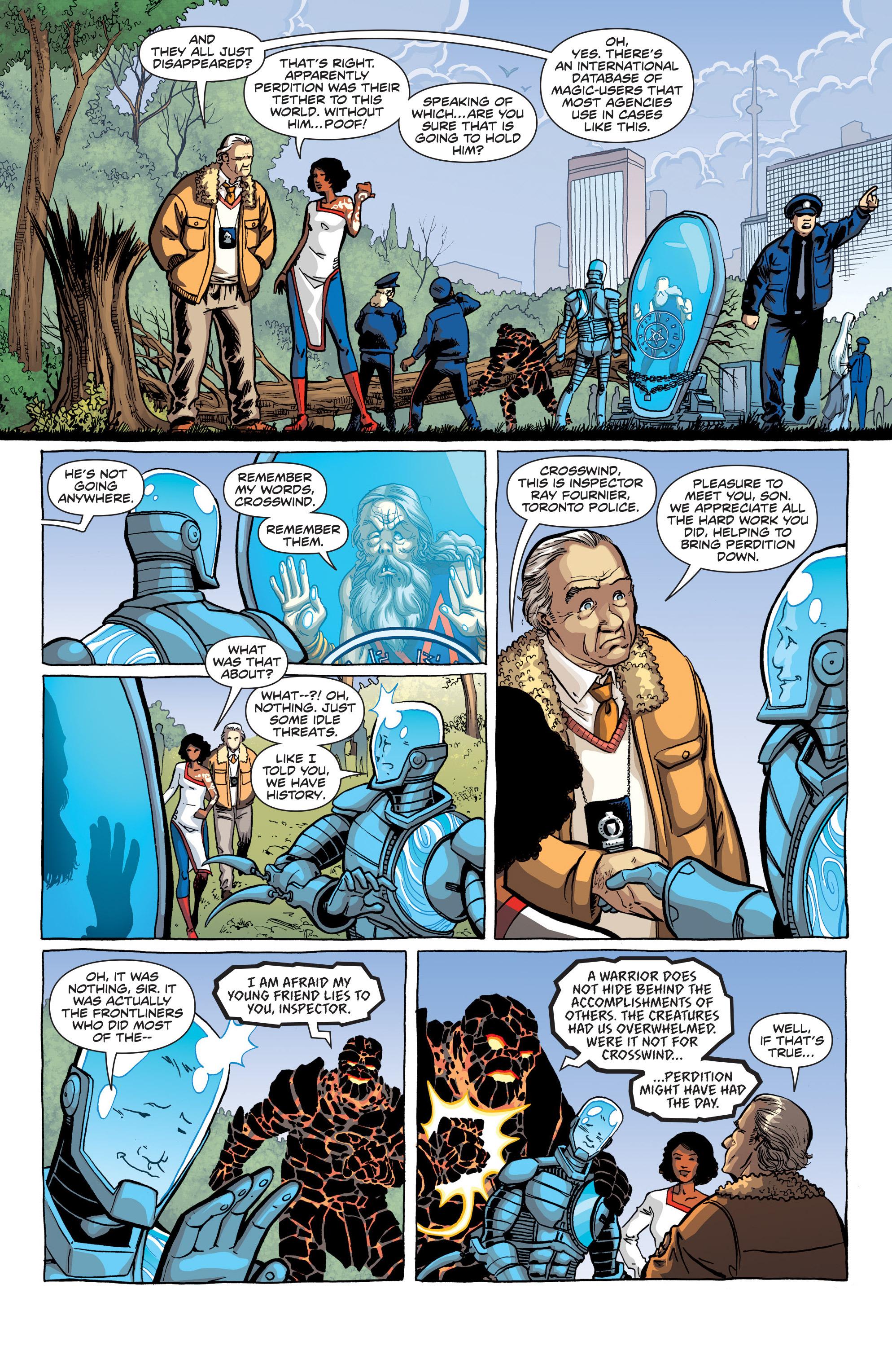 Read online Secret Identities comic -  Issue #1 - 8