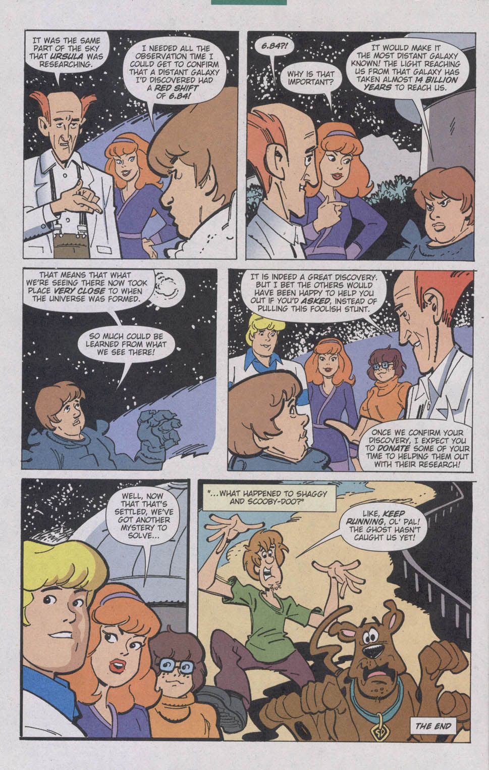 Read online Scooby-Doo (1997) comic -  Issue #77 - 19