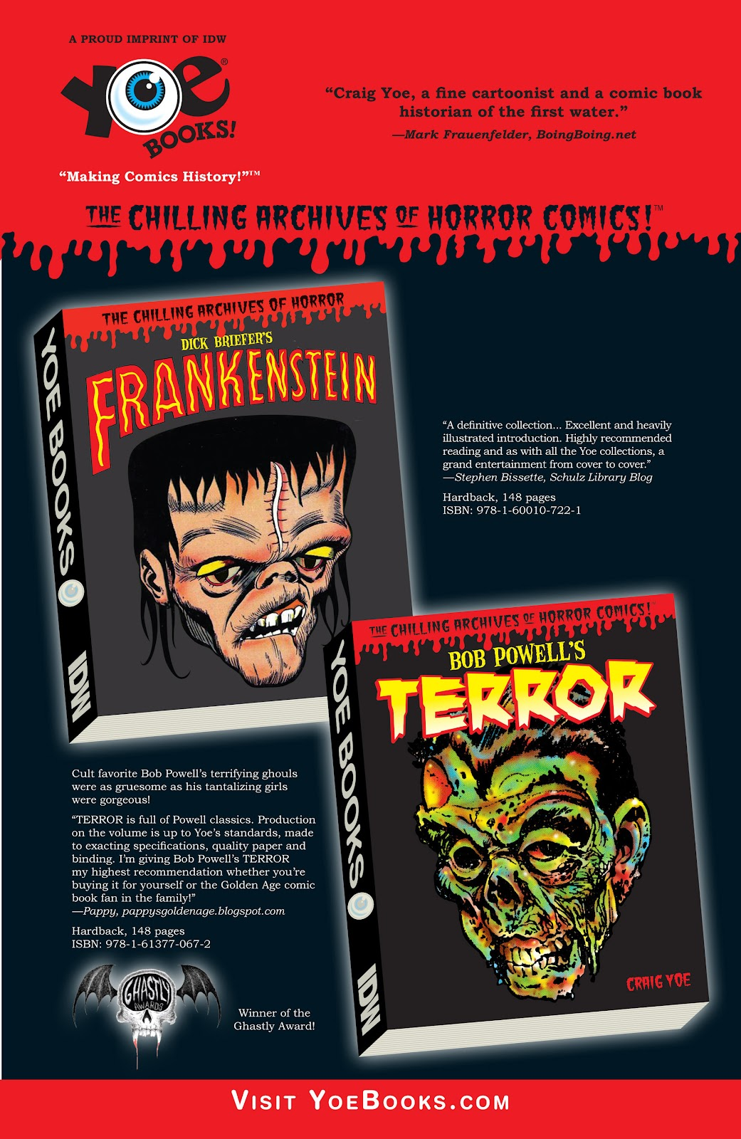 Haunted Horror Issue #10 #10 - English 51