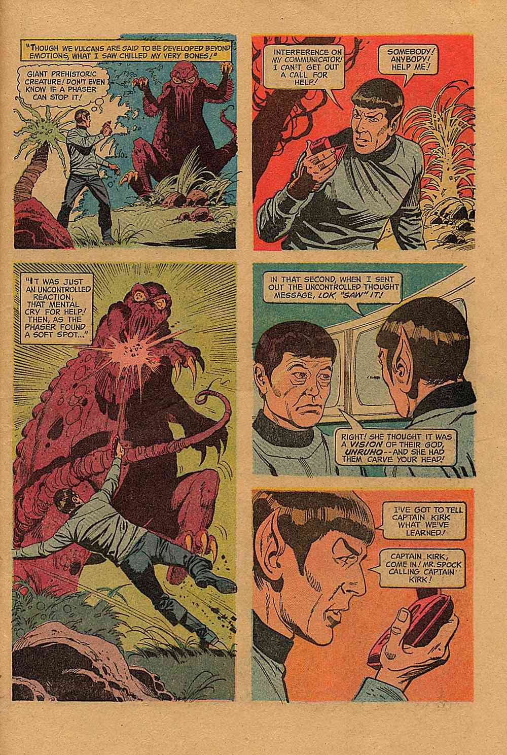Star Trek (1967) Issue #17 #17 - English 21