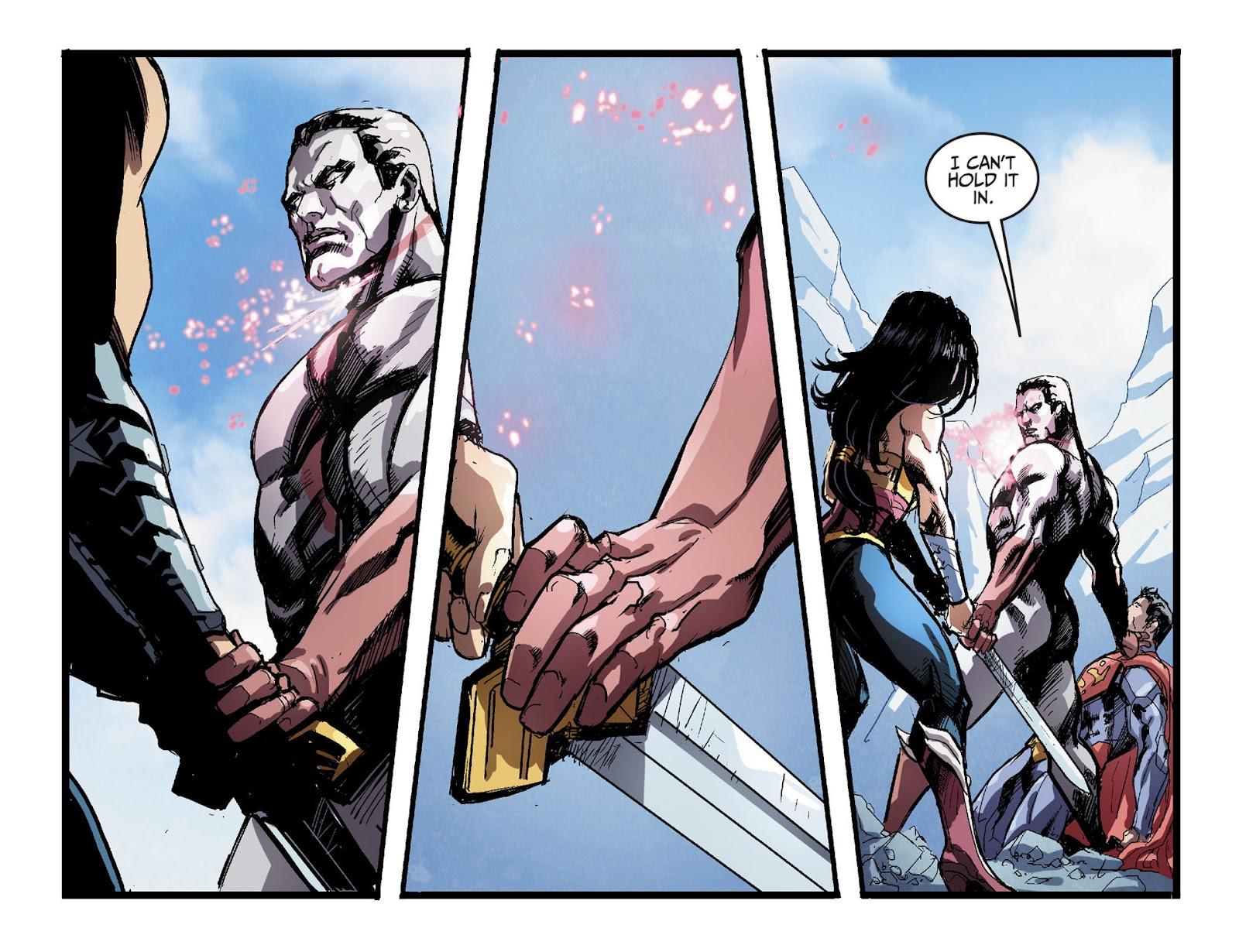 Injustice: Gods Among Us [I] Issue #32 #33 - English 14