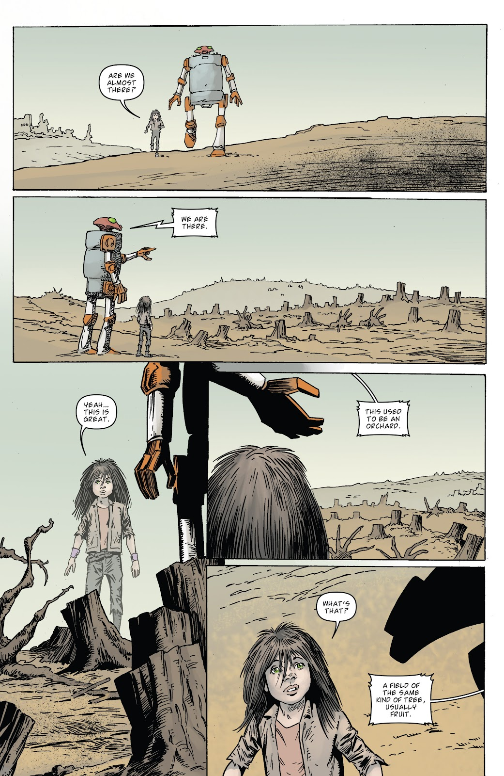 Zombies vs Robots (2015) Issue #5 Page 17