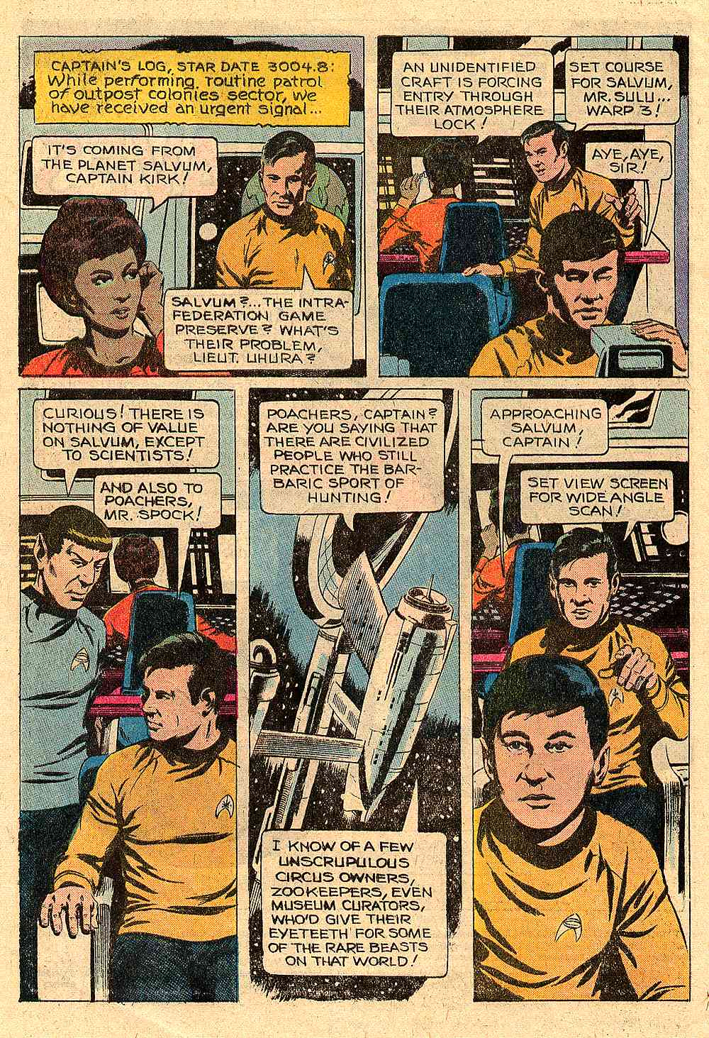 Star Trek (1967) #54 #54 - English 3