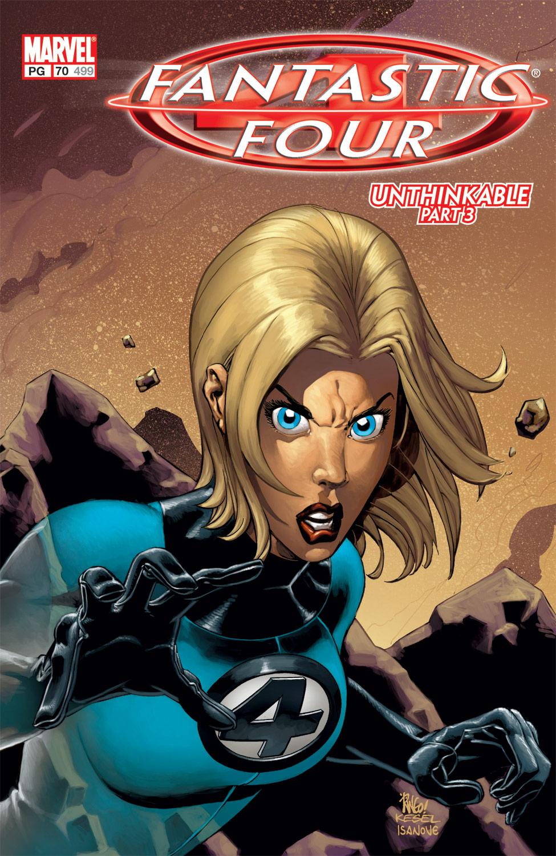 Fantastic Four (1998) #70 #74 - English 1