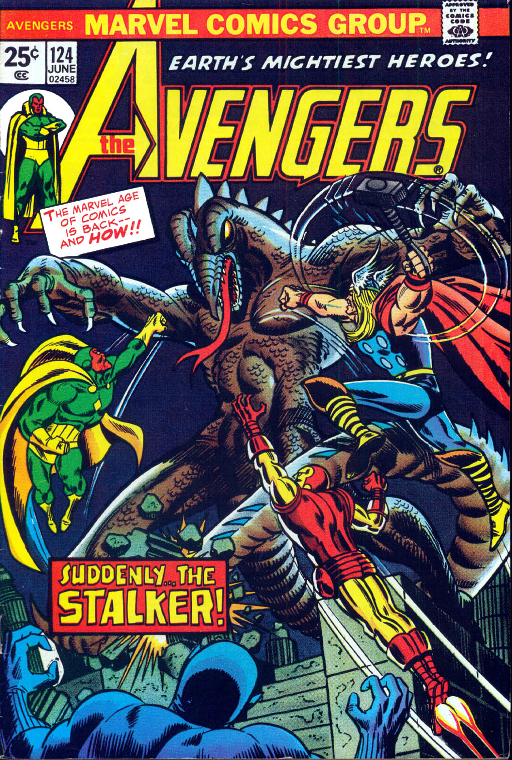 The Avengers (1963) 124 Page 1