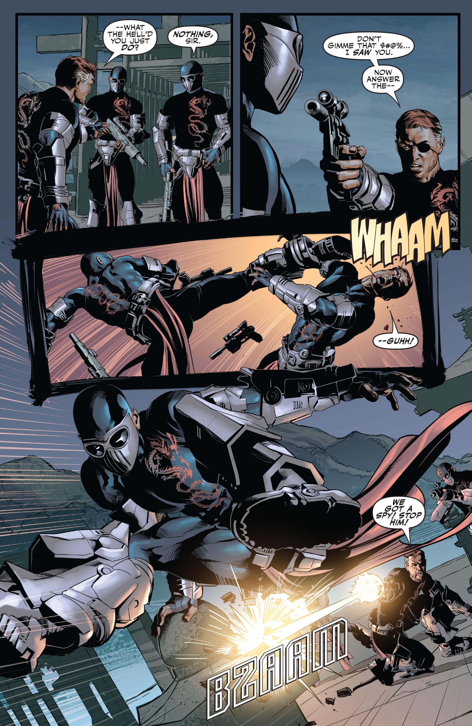 Read online Secret Avengers (2010) comic -  Issue #10 - 8