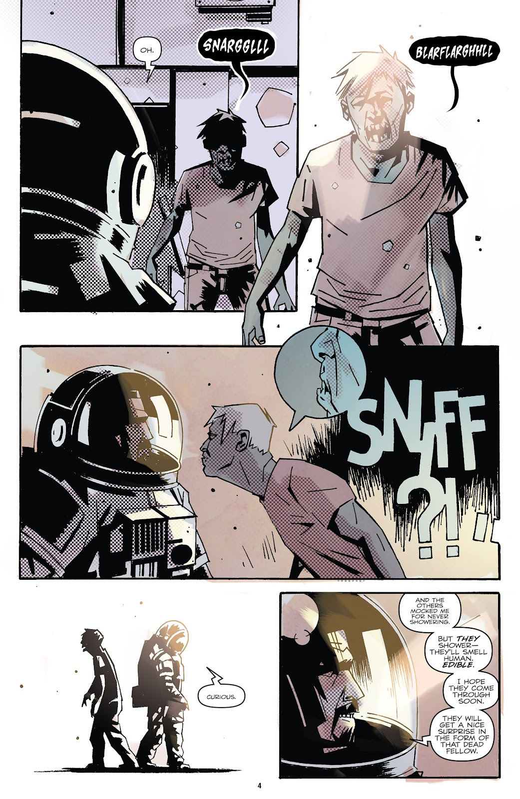 Zombies vs Robots (2015) Issue #8 Page 6